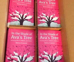 In the Shade of Ava's Tree has Arrived
